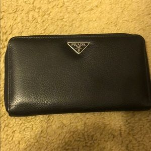Brand New AUTHENTIC Black Wallet